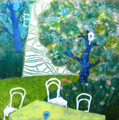 Sakharova Elena. Vidurvasario naktis Midsummer Night. 2012