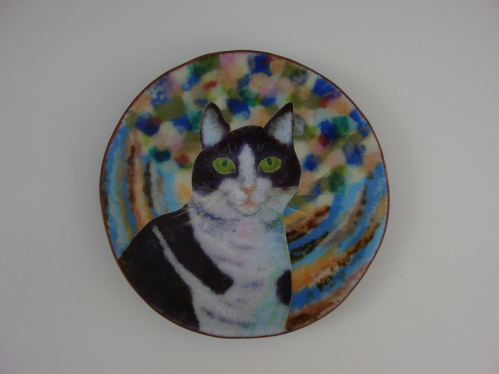 Miwako Tanaka. Katė The Cat. 2011